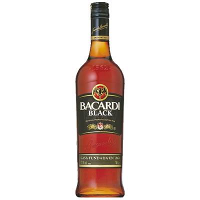 рецепт коктейля из рома бакарди блэк.